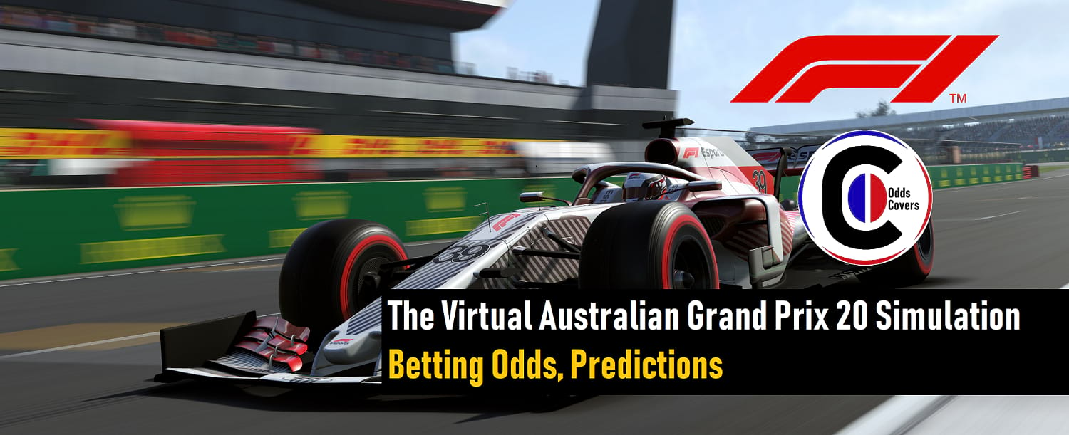 As F1 moves into the virtual world, the remaining races that have not been canceled will be streamed in lines and played by the official F1 drivers and streamed online. Australian Grand Prix on file on April 4 is ready.