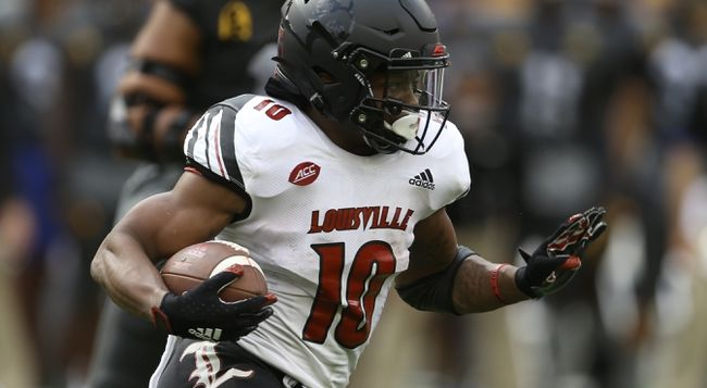 Louisville Cardinals vs Georgia Tech Yellow Jackets Week 6 Betting 10-09-2020